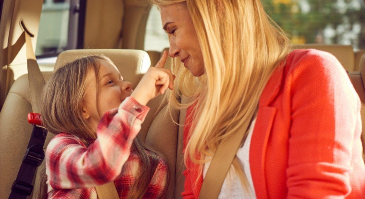 """Akcja edukacyjna """"Bezpieczne dziecko w samochodzie"""""""