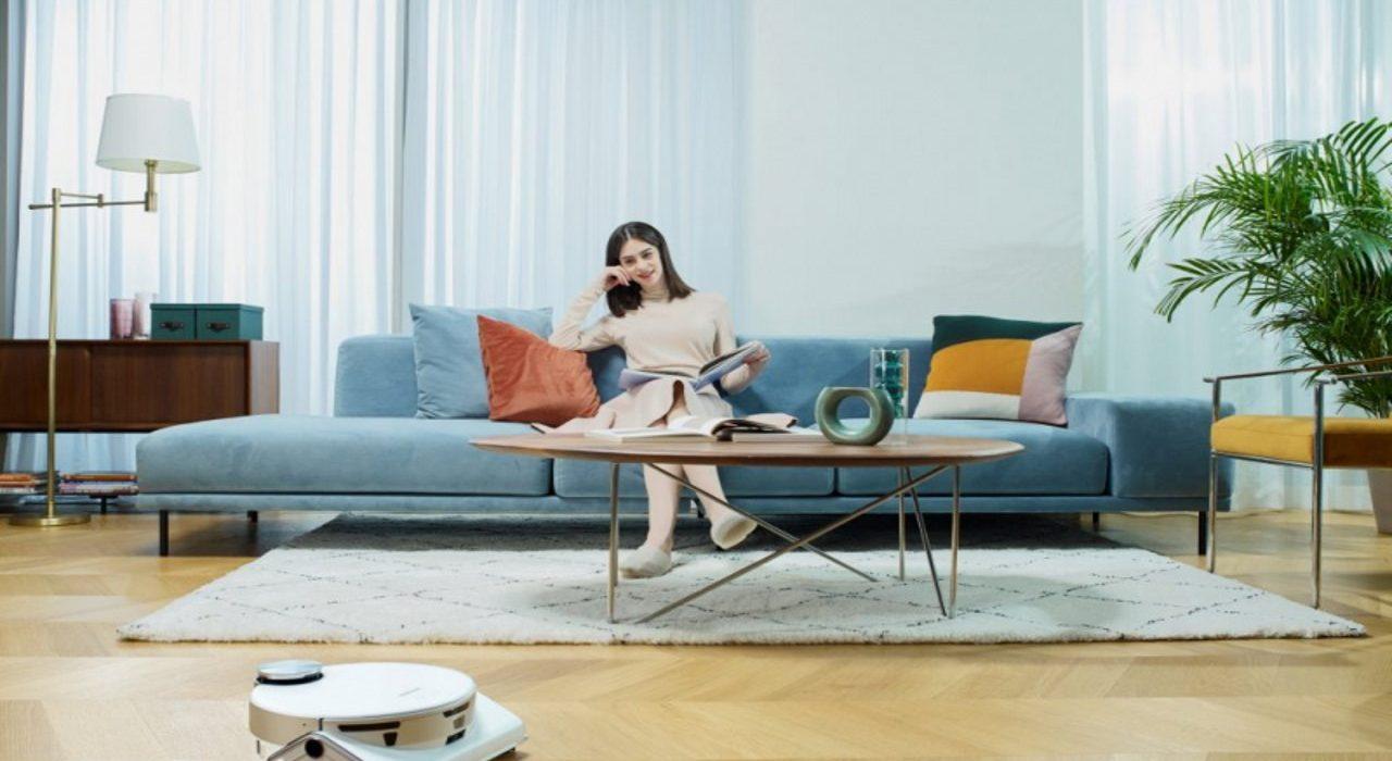 Przyszłość obowiązków domowych wg Samsung