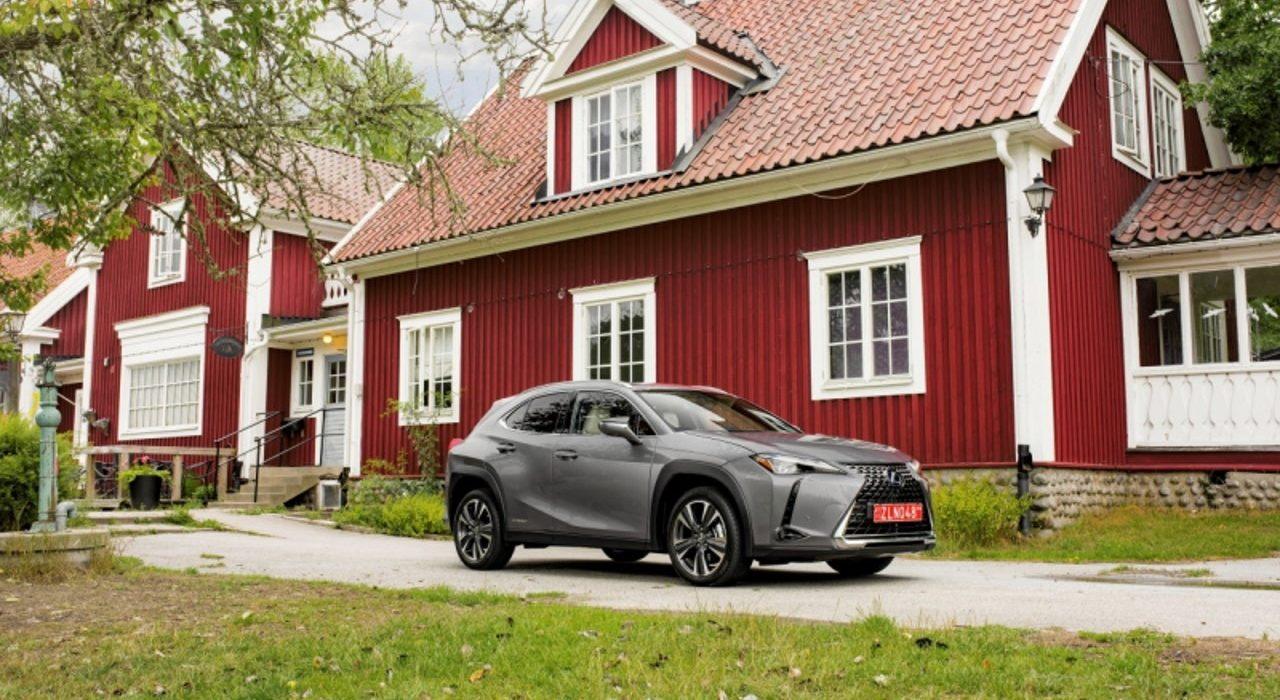 Lexus UX – 5 rzeczy, które wyróżniają go na rynku