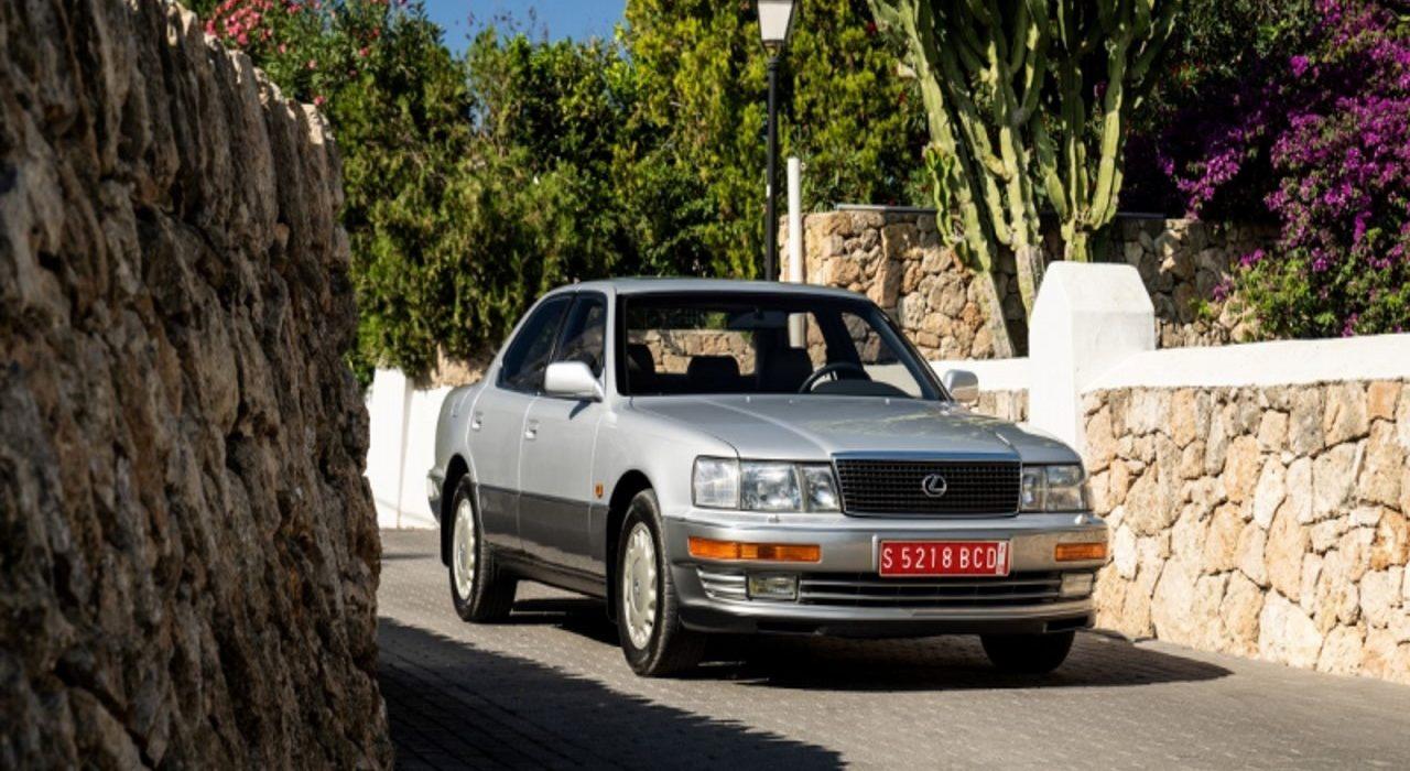 30-letnia historia Lexusa