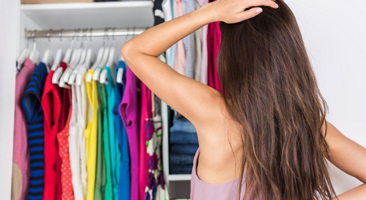 Ogarnij chaos, czyli jak zrobić porządki w szafie?