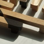 Gałki drewniane do mebli